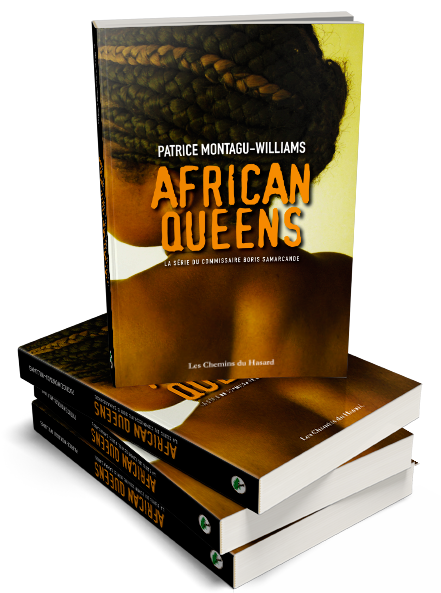 African Queen, le nouveau livre de Patrice Montagu-Williams