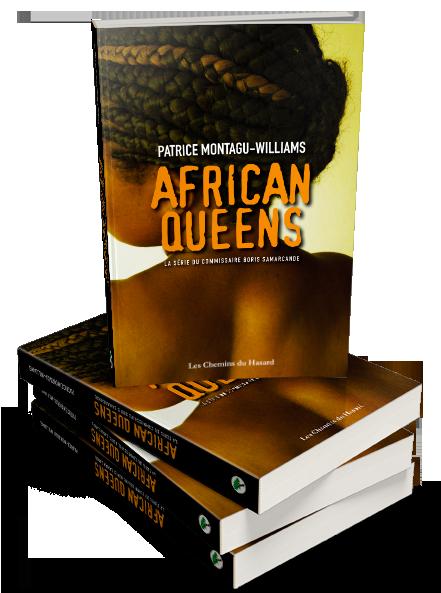 African Queen, le nouveau livre de Patrice Montagu-Williams